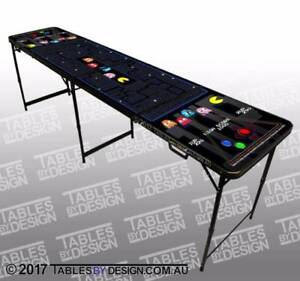 BRAND NEW Pac-Man Beer Pong Tables ($100each Cash Pick Up) Lonsdale Morphett Vale Area Preview