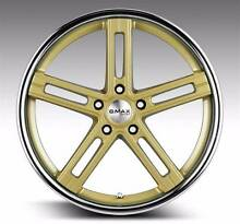 "G.MAX 20"" Kratos (2-Piece Wheel) + Tyre Package for Commodore Mitcham Whitehorse Area Preview"