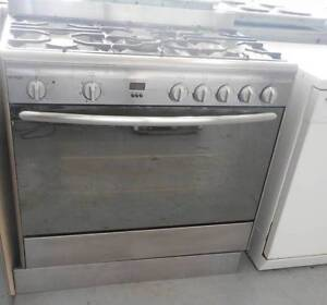 (MST 008) Second Hand OMEGA GAS Top & ELECTRICAL Oven Combo Bundall Gold Coast City Preview