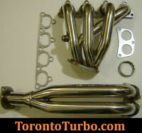 Honda D series header 88-00 Civic, Del Sol, CRX