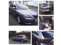 56 plate Mazda 3 **full years mot** 5 door grey