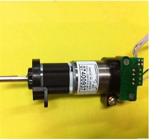 Servo gear motor dc 12v 120rpm gearmotor with encoder ebay for Dc servo motor with encoder