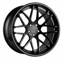 Vertini Magic Concave wheels 19x8.5 5X112 stud pattern Stretton Brisbane South West Preview