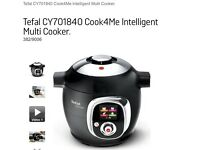 Tefal multi cooker/pressure/steamer/kitchen appliances
