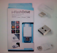 Brand new i-flash drive card reader for iphone 6/5s/5