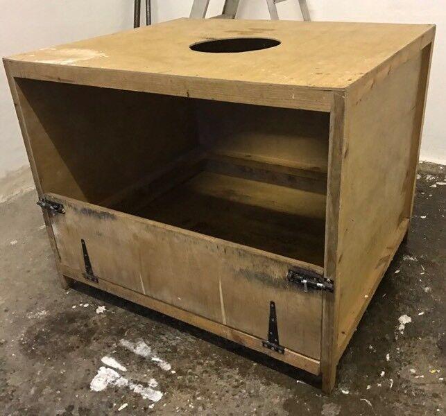 Large welping box