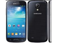 Samsung Galaxy s4 mini black 4g unlocked brand new