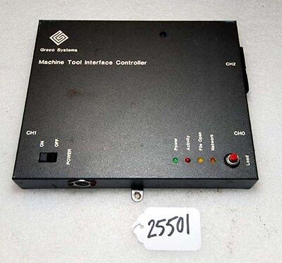 Greco Machine Tool Interface Controller Model MT1-2PM120