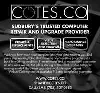Computer and Laptop Repair Services - Windows/Mac!