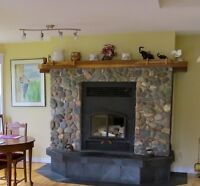 TWO HOMES/TWO TITLES ON 1/2 ACRE  Right in Creston BC!