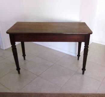 Genuine Antique hall table