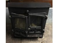 Inset Wood burner Stove