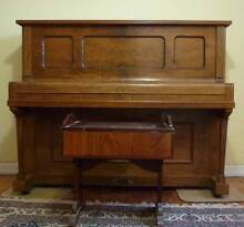 Lisner Model Piano For Sale Glenalta Mitcham Area Preview
