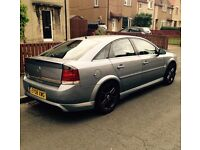 Vauxhall vectra sri for swap 125 road bike