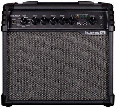 Line 6 Spider V20 MkII Combo para guitarra eléctrica 20w