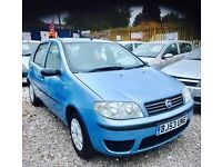 ★NEW IN★🚗★ 2003 FIAT PUNTO 1.2 PETROL 5-DOOR★ MOT FEB 2017 ★ JUST HAD CAMBELT CHANGED ★KWIKI AUTOS★