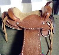 Child's Western Saddle for Sale