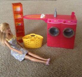Barbie Wash Day Set