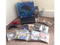 PlayStation 3 Black 500GB