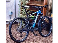 Giant Anthem Full Suspension X29r Mountain Bike With Giant Dropper Post