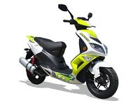 MONSTER MOTORBIKES 70cc to 125cc