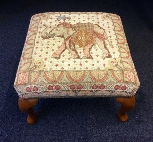 Awe Inspiring Stuart Jones Footstool Stool Cost 150 When New In Bournemouth Dorset Gumtree Forskolin Free Trial Chair Design Images Forskolin Free Trialorg