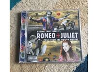 Romeo and Juliet soundtrack CD