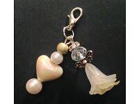 Angel key rings