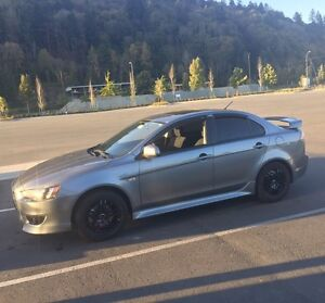 2014 mitsubishi lancer limited edition for trade or sale