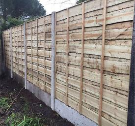 🌳Tanalised Wayneylap Garden Fence Panels - High Quality🌲