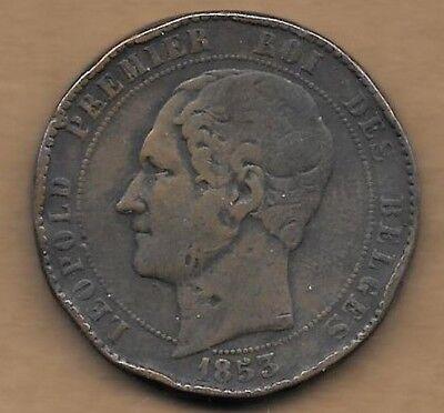 10 Centimes Cu Wienner 1853