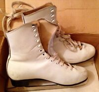 Pair of Women's Daoust skates - size 6