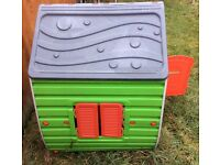 Child's House outdoor play