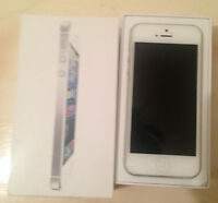 Iphone 5 with BOX