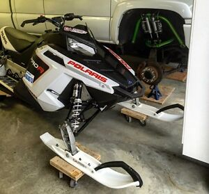 2011 Polaris rush 600 pror