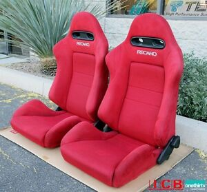 Want to buy red recaro  ( or reps )