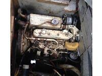 Beta marine diesel engine