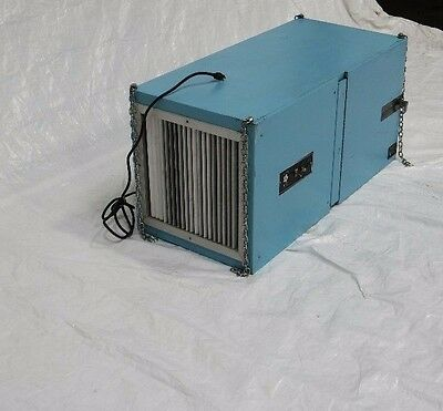 Tepco 1250 CFM  Electrostatic Air Cleaner / Mist Collector 90 Day Warranty