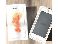 iPhone 6 - rosegold