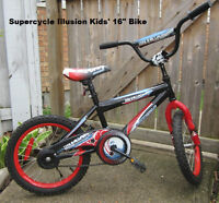 "FOR SALE - Supercycle Illusion Kids'  16"" Bike"