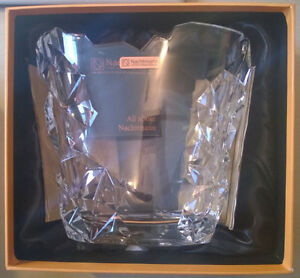 Two Nachtmann Crystal Vases, $100 OBO
