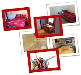 !! ONE MONTH FREE !! Single & Double Room to Rent in Ilkeston - BILLS INCLUDED : HIGH SPEED INTERNET