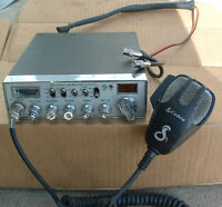 Cobra 29 LTD Classic CB Radio and Two Whip antennae