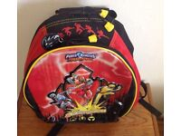 Power Rangers Back Pack