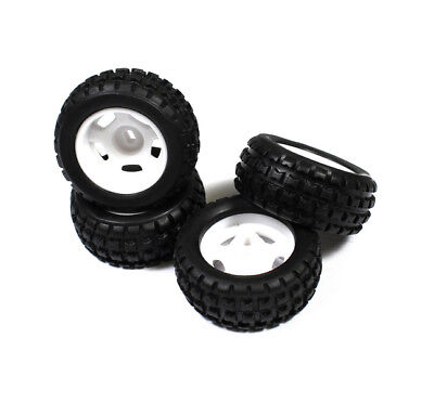 Rage RC Mini-Q Replacement Wheels / Tires - Mini Tires