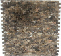 Decorative Stone Mosaic (Marble) / Pierre décorative mosaïque (m