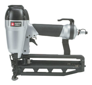 "Porter Cable 16 gauge 2-1/2"" Brad / Finish Nailer 1 year Warr"