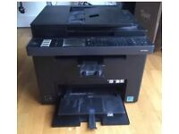 Dell C1765NFW Multifunction Colour Laser Printer (Print/Scan/Copy/Fax) + Inks