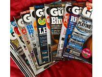 Total Guitar magazines