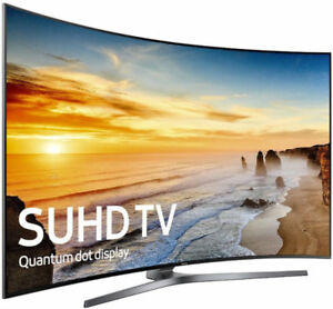 "Samsung 78"" Inch 4K UHD Curved Smart LED TV UN78KS9800"